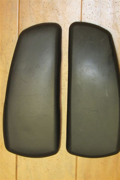 knoll chair arm pad replacements knoll quot quot arm pads free shipping ebay