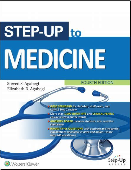 Step Up To Medicine Step Up Series step up to medicine step up series 4th edition