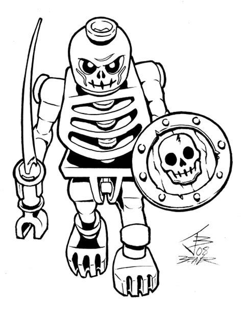 ninjago skeleton coloring page free coloring pages of dibujos ninjago