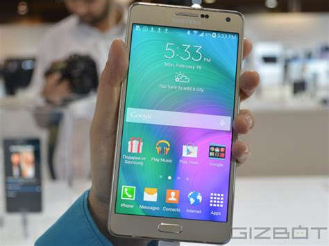 themes samsung a7 samsung galaxy a7 first look all metal and classy
