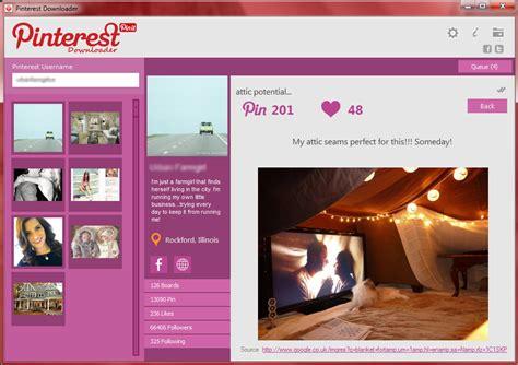 pinterest us pinterest downloader screenshot x 64 bit download