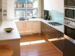 modern small kitchen cabinets smart home kitchen