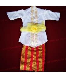 Hp Setelan Set Putih Pakaian Cewek Wanita Dress Blouse baju setelan kebaya pakaian adat bali anak wanita 5 6 tahun