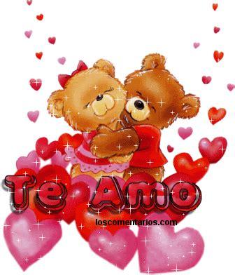imagenes de amor animadas de osos im 225 genes de amor pareja de osos