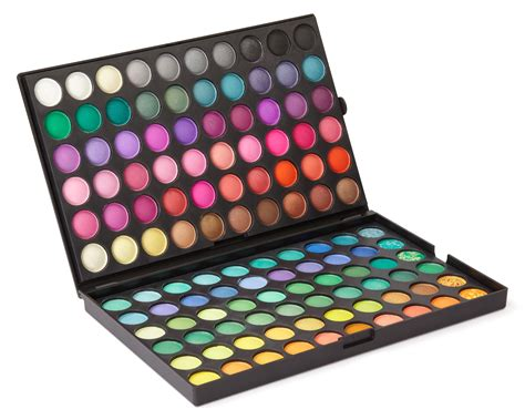 Eyeshadow Palette laroc 120 colours eyeshadow eye shadow palette makeup kit