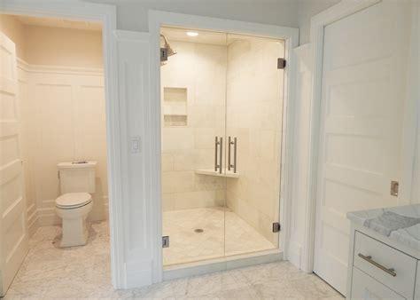 custom made glass shower doors custom shower doors in new york new jersey luxuryglassny