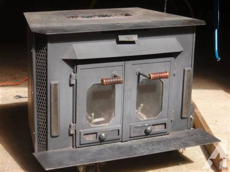 buck stove wood burning insert for sale in port ludlow