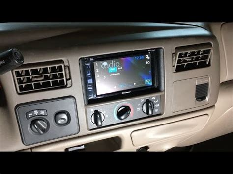 ford     excursion touch screen