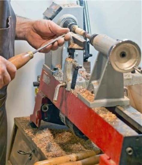 tornio per vasi tornitura legno