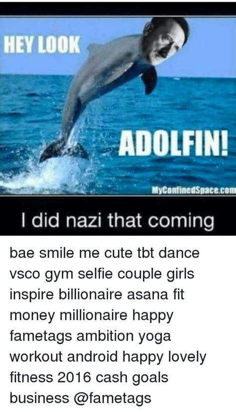Fit Couple Meme - 25 best memes about adolfin adolfin memes