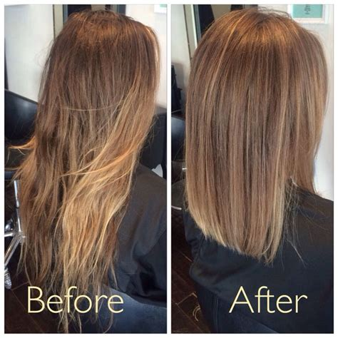 before and after haircuts for thin hair haircuts for thin hair before and after