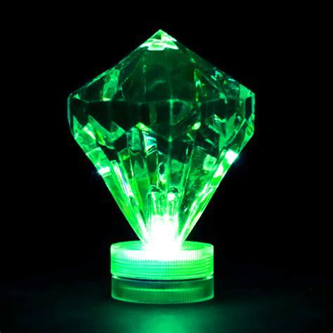 Green Submersible Diamond Led Light Submersible Led Lights