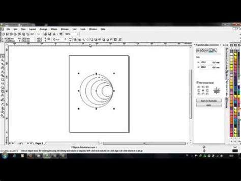 cara membuat logo perusahaan tutorial coreldraw cara membuat logo perusahaan sederhana