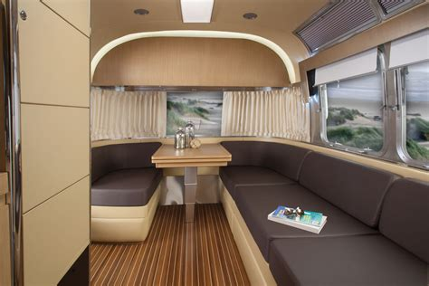 2 Bedroom Travel Trailer Floor Plans by Trailer Flash Airstream To Build Luxe Land Yacht Concept