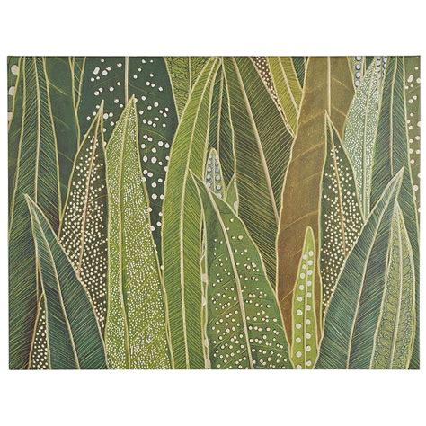 Dotted Leafs 1 dotted leaves pier 1 sale 109 39x29 living room leaf and leaves