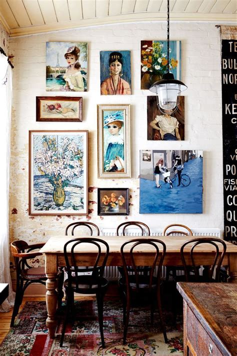 vintage home interior best 25 eclectic dining rooms ideas on