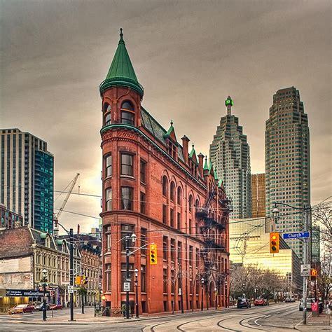Toronto Artwork by Toronto Flatiron Building Photograph By Theo Tan