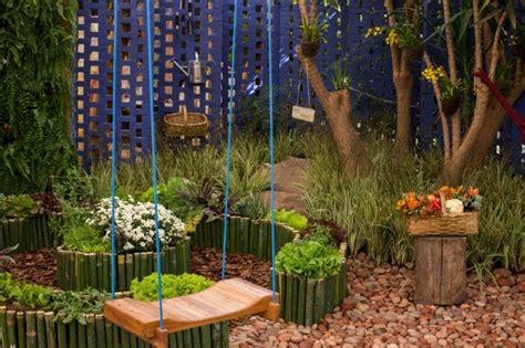decorar paredes do quintal 10 ideias para montar e decorar seu jardim e sua horta