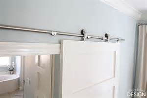Must confess a bit of ignorance when it comes to barn door hardware