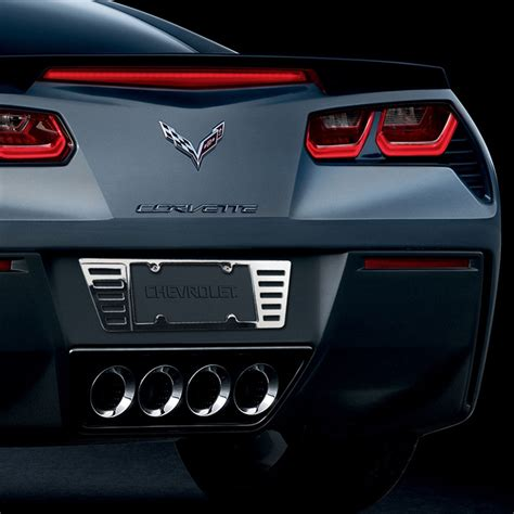 corvette stingrayzgrand sport   chrome