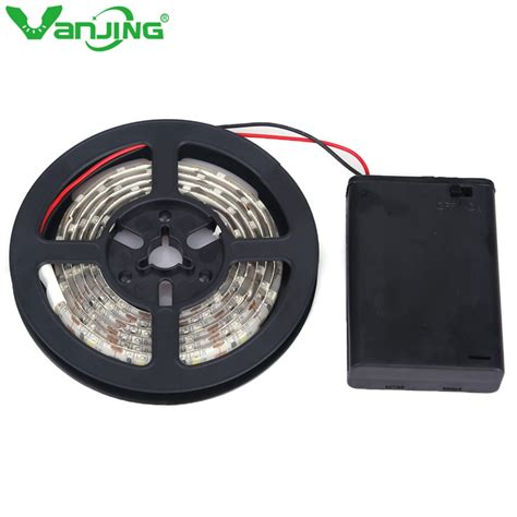 popular led light strip battery powered buy cheap led