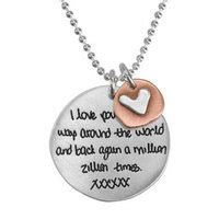 Handwriting Jewelry Artwork Jewelry With Your Actual