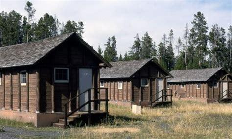 Lake Yellowstone Hotel Cabins by Lake Lodge Cabins Yellowstone Yellowstone