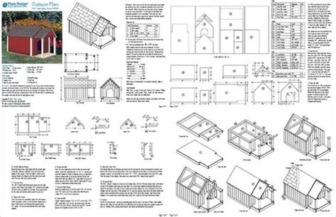 dog house kennel plans dog house pet kennel plans gable roof style with porch on paper 90305d 12 95