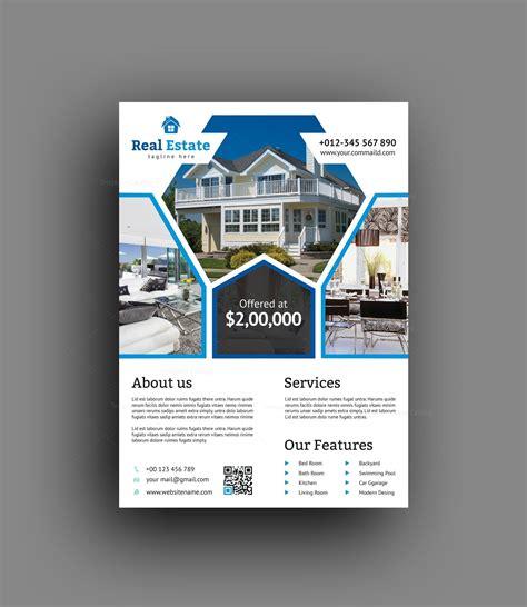 real estate premium templates premium real estate flyer design template 2 template catalog