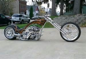 fully custom chopper motorcycle   custom motorcycles