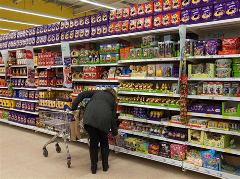 Rak Tv Asda easter egg packaging is thoroughly misleading and has