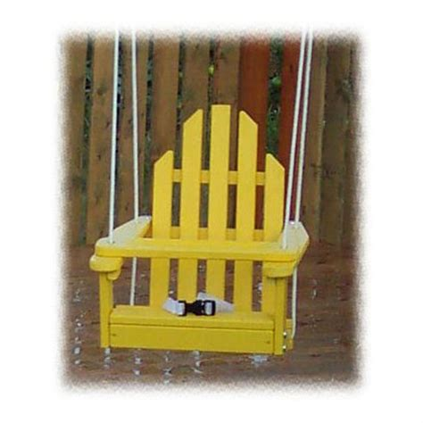 leisure swing prairie leisure 174 kiddie swing 125110 patio furniture at