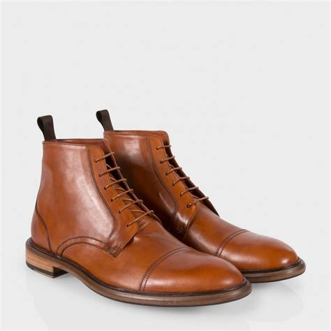 smith mens boots paul smith s calf leather fillmore boots in