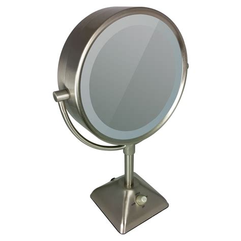 conair oval sided lighted mirror conair sided lighted makeup mirror 28 images