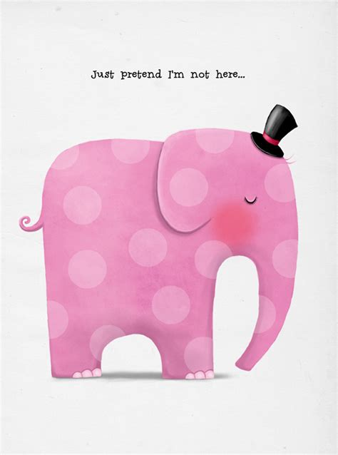 the pink elephant in the room pink elephant in the room on behance