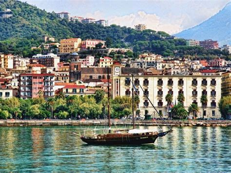 salerno italy salerno a coastal of cania italy places to