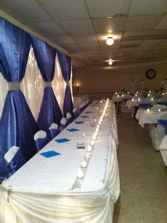 cornflower blue backdrop by exquisite events bismarck nd wedding backdrops on 42 pins