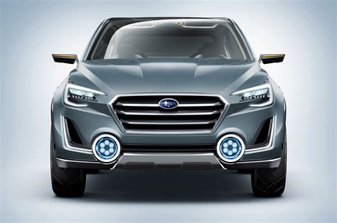 subaru tribeca 2017 subaru plans plug in diesel as tribeca successor motor trend