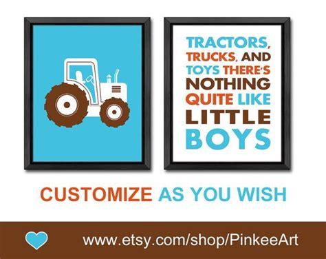 Kinderzimmer Junge Traktor by Die Besten 25 Traktor Dekor Ideen Auf