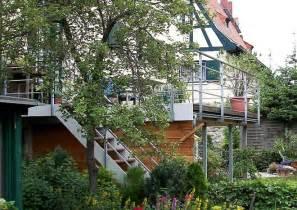 terrasse auf stelzen am hang terrassenbau am hang