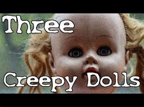 haunted doll stories 3 creepy true haunted doll stories