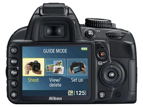 nikon d3100 digital slr only 3 inch lcd co uk photo
