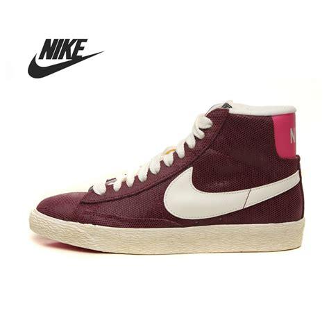 Sepatu Murah Sneakers Suede Hitutih get cheap suede nike shoes aliexpress alibaba