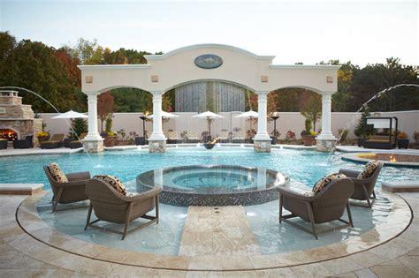luxury backyard pools backyard luxury resort
