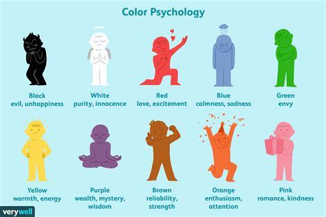 color psychology   affect   feel