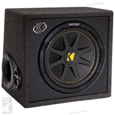 Speaker Kicker kicker vc12 4 ohm model car subwoofer
