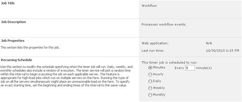 sharepoint 2010 workflow timer delay activity in sharepoint workflow stuart