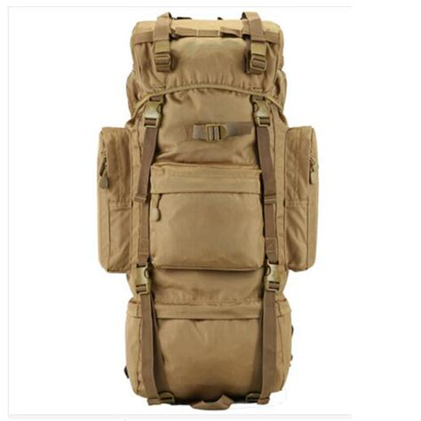 New Leisure Backpack Oxford Cloth Waterproof Army Green Intl Lzd s new backpack waterproof 1680 d oxford bags travel 70 l backpack leisure notebook