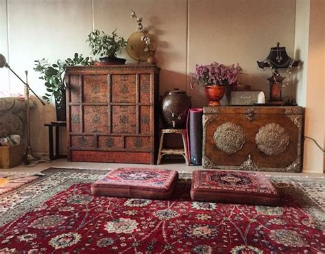 tibetan home decor interview zamani collection adds persian carpets to china