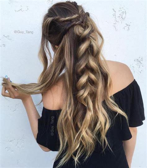 nice back to school hairstyles best 25 braids long hair ideas on pinterest messy